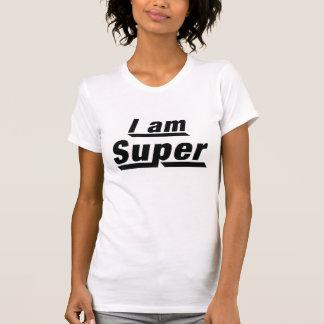 私はすごい Tシャツ