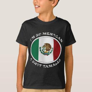 私はそうメキシコIのワイシャツのタマレです Tシャツ