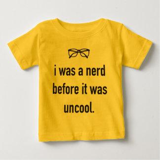 私はそれが冷静でなかった前におたくでした ベビーTシャツ