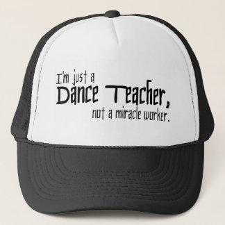 私はちょうどダンスの先生奇跡の人ではなくです キャップ