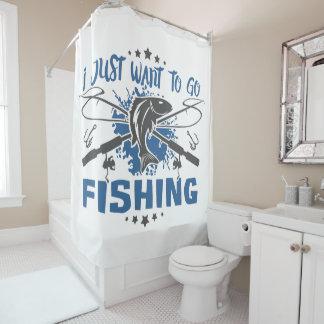 私はちょうど採取することを行きたいと思います シャワーカーテン