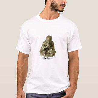 私はちょうどTシャツです Tシャツ