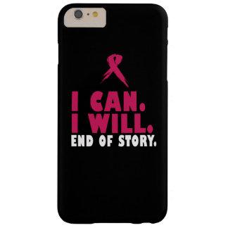 私はできます。 私は。 物語の終わり BARELY THERE iPhone 6 PLUS ケース