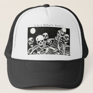 """""""私はですハロウィンの熱狂者!"""" 野球帽"""