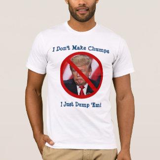 私はばか- I --をそれらを投げ出すためにTシャツどうしても作りません Tシャツ