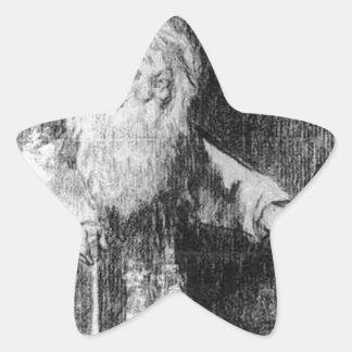私はまだフランシスコ・デ・ゴヤによって学んでいます 星シール
