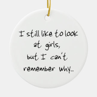 私はまだ女の子オーナメントを見るのを好みます セラミックオーナメント