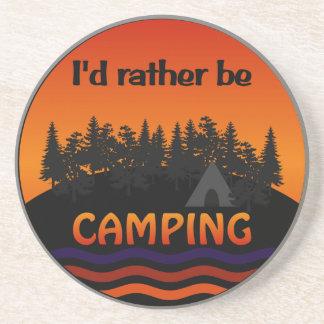 私はむしろキャンプのコースターです コースター