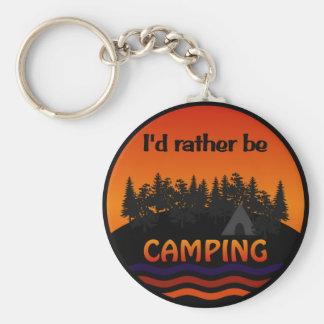 私はむしろキャンプのkeychainです キーホルダー