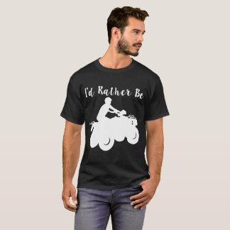 私はむしろatvです tシャツ