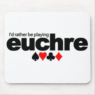私はむしろEuchreのmousepadを遊んでいました マウスパッド