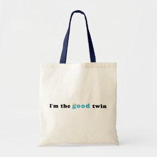 私はよい双生児です トートバッグ