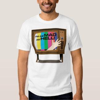 私はように不機嫌のエデンの生きているワイシャツあります TEE シャツ