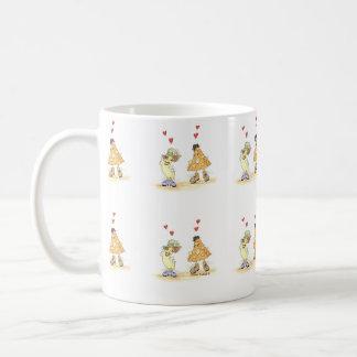 私はより多くのコーヒー・マグのマカロニチーズ愛します コーヒーマグカップ