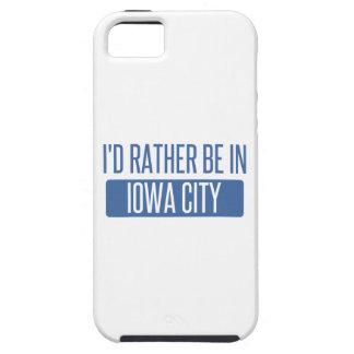 私はアイオワ・シティにむしろいます iPhone SE/5/5s ケース