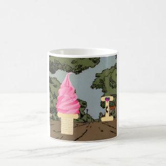 私はアイスクリームのために叫びます コーヒーマグカップ