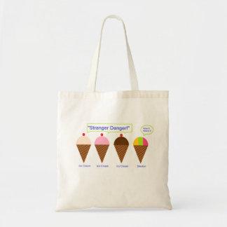 私はアイスクリームのために叫びます トートバッグ
