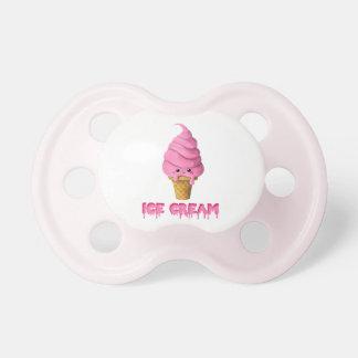 私はアイスクリームを愛します おしゃぶり