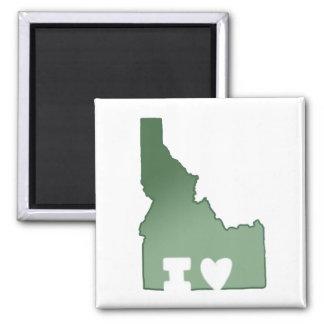 私はアイダホの磁石を愛します マグネット