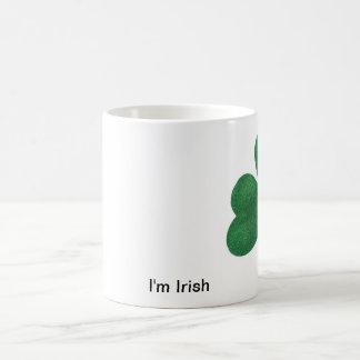 私はアイルランドのマグです コーヒーマグカップ