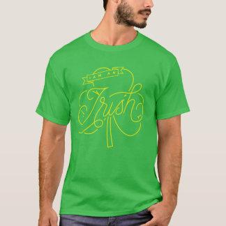 私はアイルランド人です Tシャツ