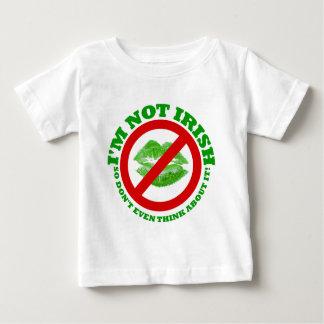 私はアイルランド語でなかったり、従ってそれについて考えません ベビーTシャツ