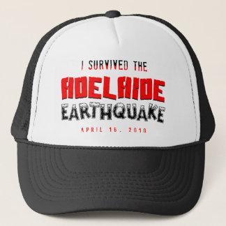 私はアデレードの地震の帽子を生き延びました キャップ