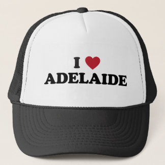 私はアデレードオーストラリアを熱します キャップ