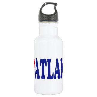 私はアトランタを愛します ウォーターボトル