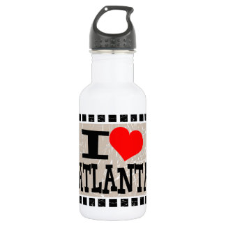 私はアトランタを愛します- ウォーターボトル
