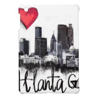 私はアトランタを愛します iPad MINIカバー