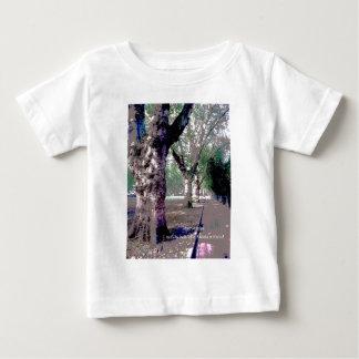 私はアブラハム田舎者と歩きたいと思います! ベビーTシャツ