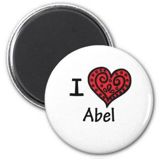私はアベルを愛します マグネット