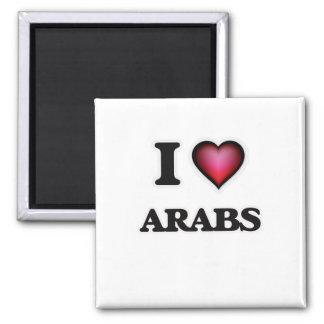 私はアラビア人を愛します マグネット