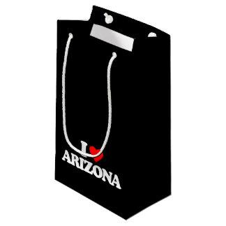 私はアリゾナを愛します スモールペーパーバッグ