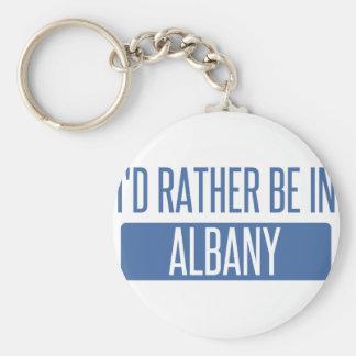 私はアルバニーNYにむしろいます キーホルダー