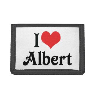私はアルバートを愛します
