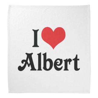 私はアルバートを愛します バンダナ