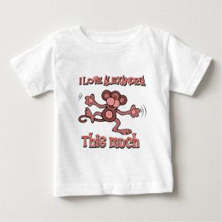 私はアレキサンドリアを愛します ベビーTシャツ