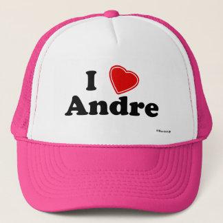 私はアンドレを愛します キャップ
