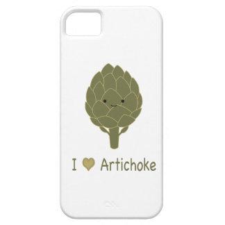 私はアーティチョークを愛します iPhone SE/5/5s ケース