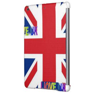 私はイギリスを愛します