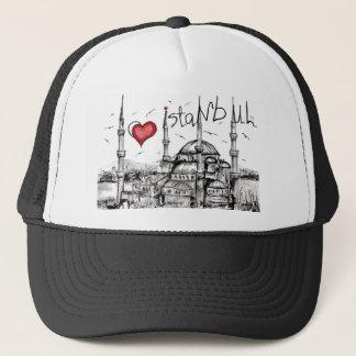 私はイスタンブールを愛します キャップ
