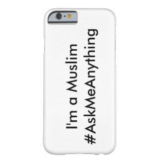 私はイスラム教- #AskMeAnything電話箱です Barely There iPhone 6 ケース