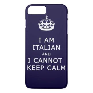 私はイタリアンであり、穏やかな電話箱を保つことができません iPhone 8 PLUS/7 PLUSケース