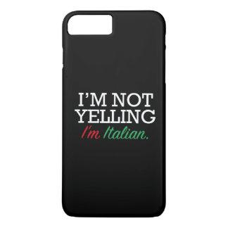 私はイタリアンです iPhone 8 PLUS/7 PLUSケース