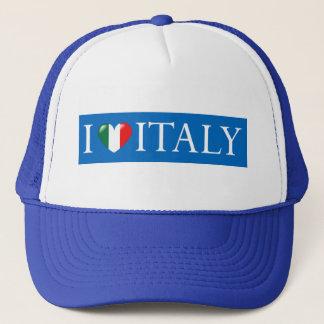 """""""私はイタリア""""の帽子愛します キャップ"""