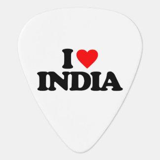 私はインドを愛します ギターピック