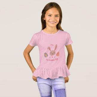 「私はイースターのための金卵」のデザインです Tシャツ