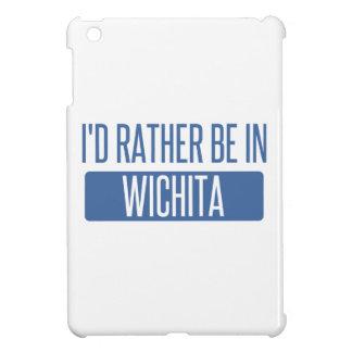 私はウィチタにむしろいます iPad MINIカバー